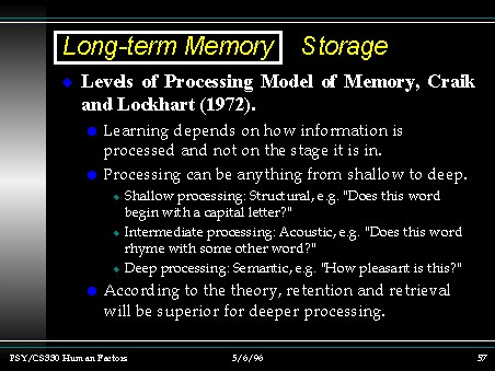 long term memory and critical thinking Memory loss has long been recognized people with mci tend to retain critical thinking and reasoning skills but mild cognitive impairment may be a signal of a.